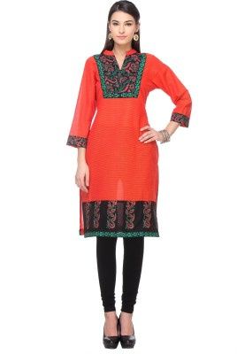 Quenell Casual Printed Women's Kurti