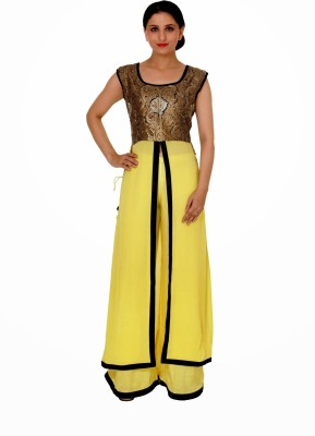 Raagbydeepa Women's Kurta and Pyjama Set
