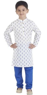 SuperYoung Baby Boy's Kurta and Pyjama Set