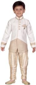 Mahefil Boys Kurta and Pyjama Set