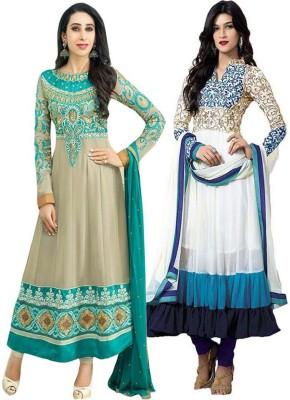 NM Textile Women's Kurta, Pyjama & Dupatta Set