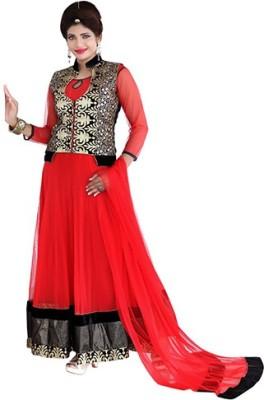 Designer Desk Women's Salwar and Dupatta Set
