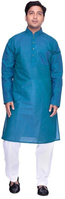 Eagle Ethnic Men's Kurta and Pyjama Set