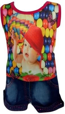 kid n kids Dress Girl's  Combo