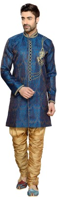 Sudarshan Family Store Men's Kurta and Pyjama Set