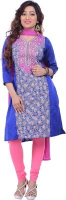 NavRachna Women's Kurta and Churidar Set