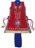 Retaaz Girls Kurta and Leggings Set