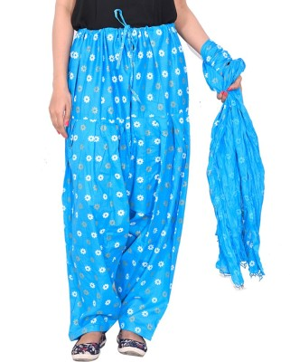 Bright & Shining Women's Salwar and Dupatta Set