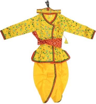 Riya Fashion Baby Boy's Dhoti & Kurta Set