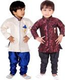 Tiny Toon Boys Kurta and Breeches Set