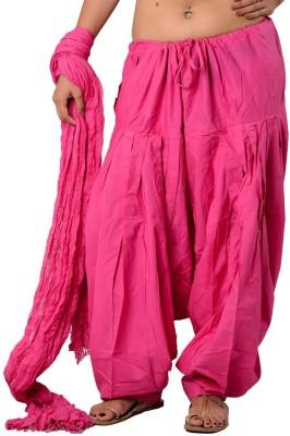 CottonHandiClues Women's Patiala and Dupatta Set
