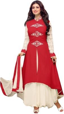 Sitaram Women's Kurta, Dhoti Pant & Dupatta Set