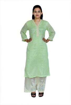 Haya Women's Kurta and Pyjama Set