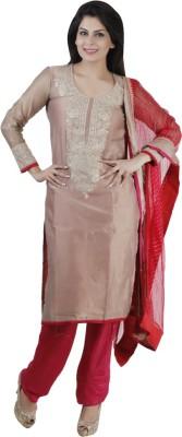 Pret a Porter Women's Kurta and Churidar Set