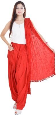 Kalrav Women's Patiala and Dupatta Set