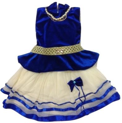 kid n kids Girl's Top and Skirt Set