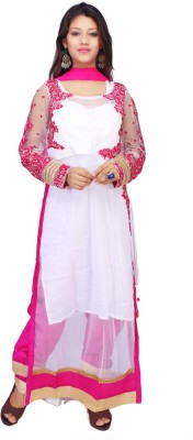 Adc-Amd Women's Patiala and Dupatta Set