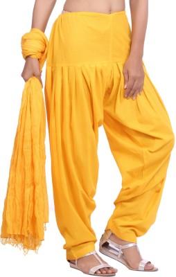 JaipurKurti Women's Patiala and Dupatta Set