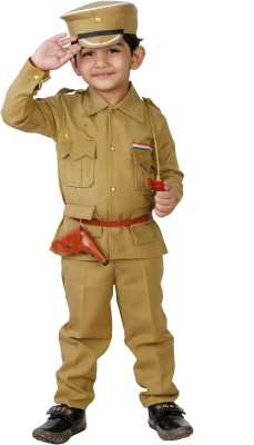 FTC Bazar Police Kids Costume Wear