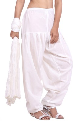Jaipur Kurti Women's Patiala and Dupatta Set at flipkart