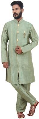 Shahjada Men's Kurta and Breeches Set