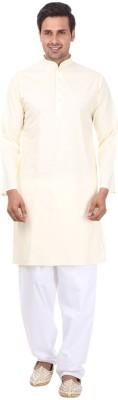 Khaan Saab Editions Men's Kurta and Pyjama Set