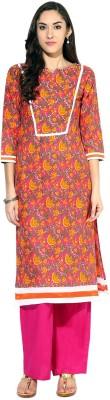 JaipurKurti Women's Kurta and Pyjama Set
