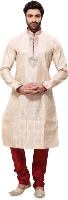 RG Designers Men's Kurta and Pyjama Set