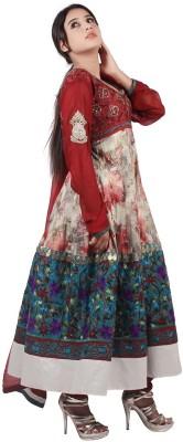 Taraz Women's Kurti, Legging and Dupatta Set