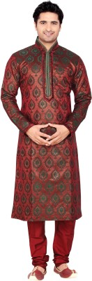 Sixsigma Men's Kurta and Churidar Set