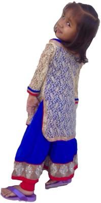 Jamboree Girl's Salwar and Kurta Set