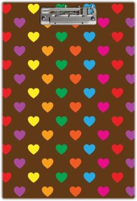 Nourish Writing 140EBCB Examination Pads(Set of 1, Multicolor)