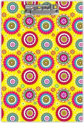 Nourish Writing 134EBCB Examination Pads(Set of 1, Multicolor)