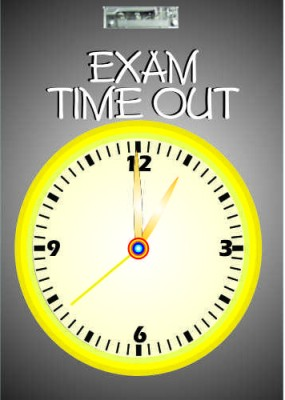 Printland Exam Board Time Out Examination Pads