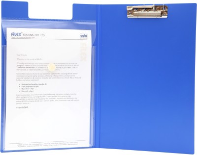 Solo PB 111 Examination Pads(Set of 2, Blue)