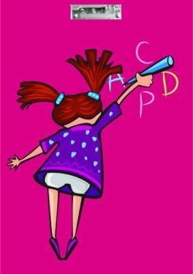 Printland Board Pink Board Examination Pads