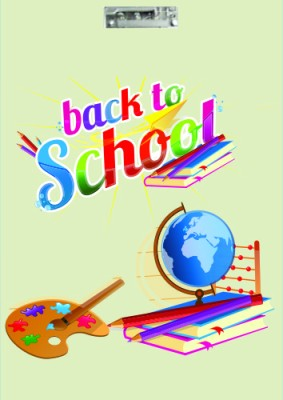 Printland Board Back To School Examination Pads