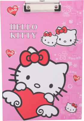 Priya Exports Hello Kitty Exam Pad Examination Pads(Set of 1, Pink)