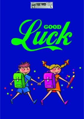 Printland Board Good Luck Examination Pads