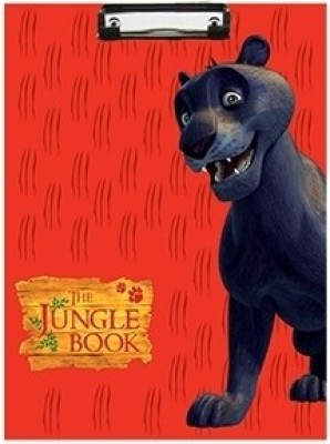 Jungle Book Bagheera Examination Pad