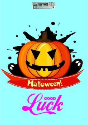 Printland Board Halloween Examination Pads
