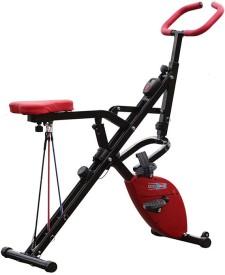 Telebrands Body Toner Ergonomic Design Exercise Bike
