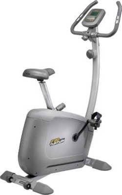Tunturi Fitness F20 Upright Exercise Bike(Grey)