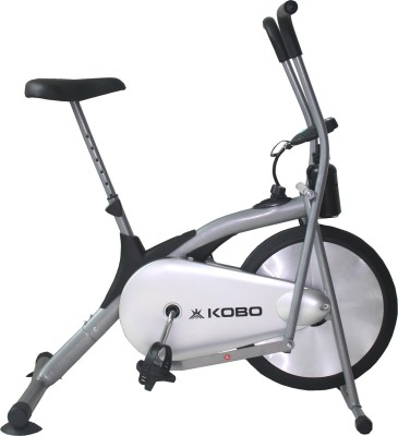Kobo Air Bike Delux Exercise Cycle Dual Action Upright Exercise Bike