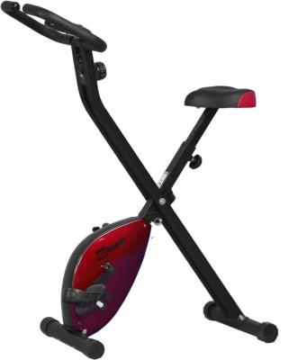 Telebrands X Folding Bike Exercise Bike(Red)