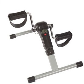 IBS MINI PEDAL LEG CYCLE HOME ROLLER BICYCLE WEIGHT LOSS KNEE JOINT HIP CHAIR Upright Exercise Bike