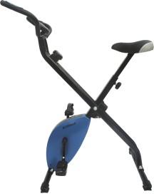 Kobo Imported Magnetic Exercise Cycle X-Bike (Folding) (Blue) Upright Exercise Bike