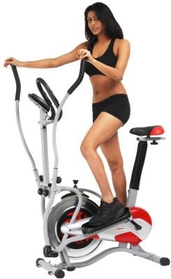 Telebrands Platinum Elliptical Cycle NA Exercise Bike(Red)