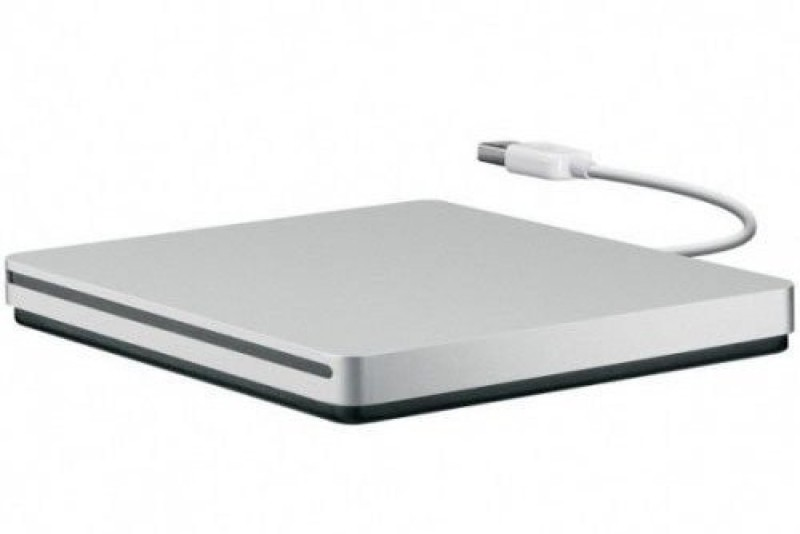 Apple MD564ZM External DVD Writer(White)