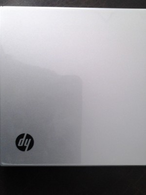 HP HP 8X DVD600S External DVD Writer